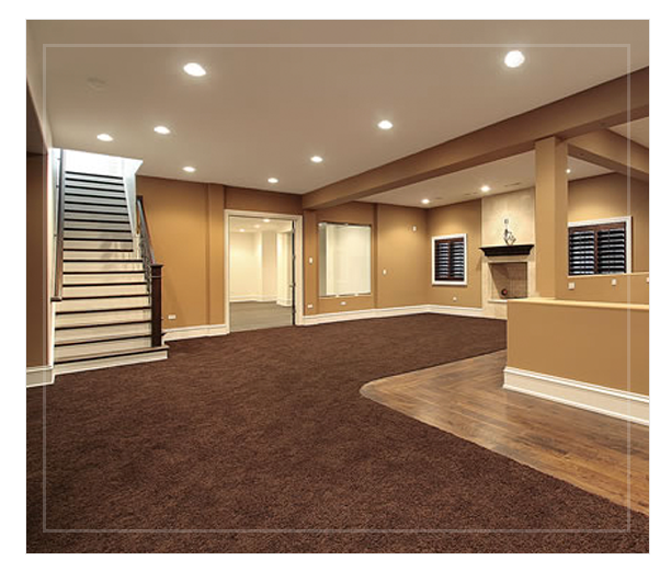Renovate the Basement – It's not just a Storage Space