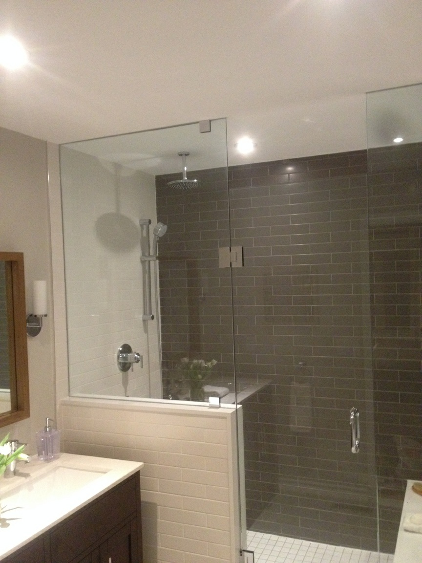 modern bathroom renovations follow the kiss formula - Bathroom Remodel Toronto