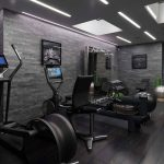 Renovate the Basement to build a Home Gym: Toss the Gym Membership